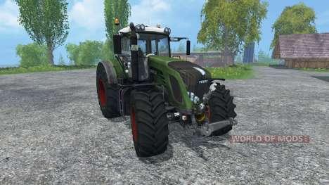 Fendt 933 Vario v2.0 para Farming Simulator 2015