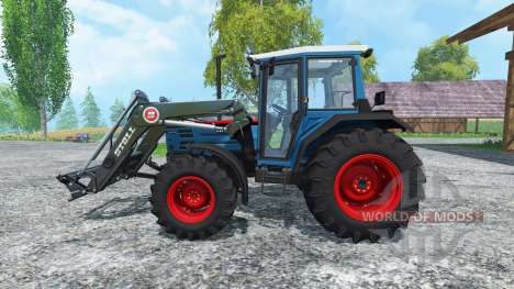 Eicher 2090 Turbo FL v1.1 para Farming Simulator 2015