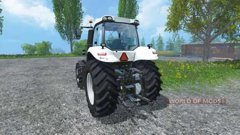 New Holland T8.435 Ultra White para Farming Simulator 2015