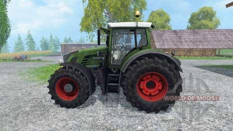 Fendt 936 Vario SCR v2.0 para Farming Simulator 2015