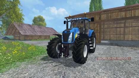 New Holland T8.020 para Farming Simulator 2015
