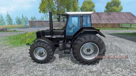 Deutz-Fahr AgroStar 6.61 Black Editon para Farming Simulator 2015