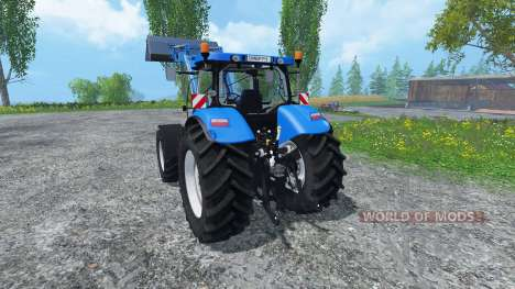 New Holland T7.040 para Farming Simulator 2015