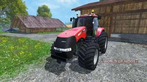 Case IH Magnum CVX 370 v1.2 para Farming Simulator 2015