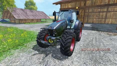 Lamborghini Mach VRT 230 Black [Recolor Wheels] para Farming Simulator 2015