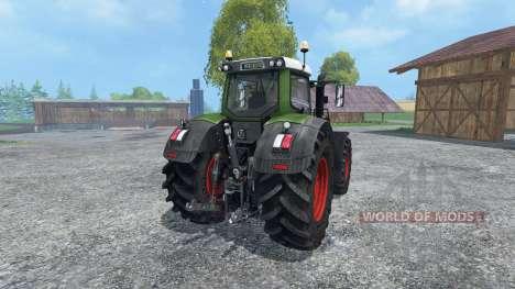 Fendt 936 Vario SCR v2.0 [Update] para Farming Simulator 2015