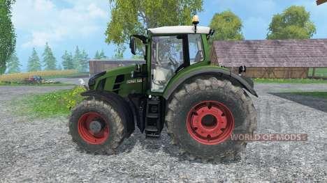 Fendt 828 Vario full script para Farming Simulator 2015