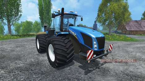 New Holland T9.560 v1.1 para Farming Simulator 2015