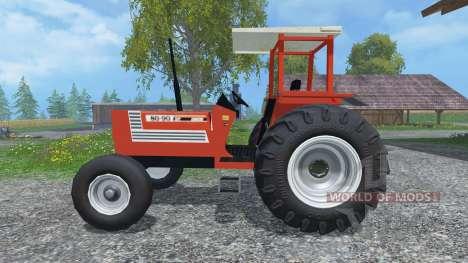 Fiat 80-90 v2.0 para Farming Simulator 2015