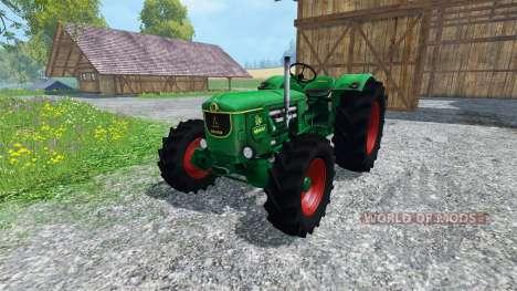 Deutz-Fahr D 8005 v0.5 para Farming Simulator 2015
