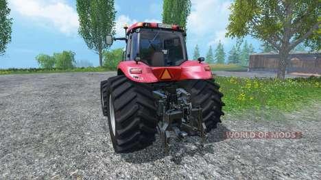 Case IH Magnum CVX 340 v1.2 para Farming Simulator 2015