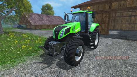 New Holland T8.435 Green Power Plus v1.2 para Farming Simulator 2015