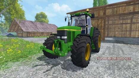 John Deere 7810 v2.0 para Farming Simulator 2015