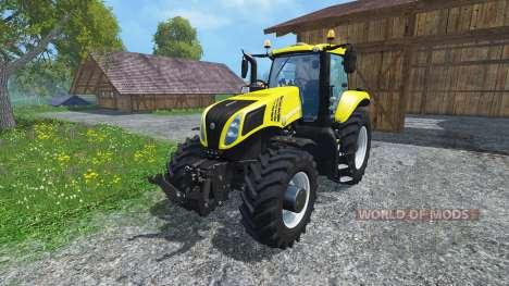 New Holland T8.435 v3.0 Final para Farming Simulator 2015