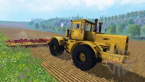 K-700A compuesto Kirovets para Farming Simulator 2015