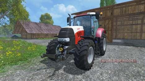Steyr CVT 6130 para Farming Simulator 2015