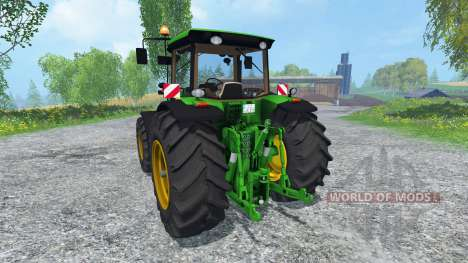 John Deere 7930 v4.0 para Farming Simulator 2015