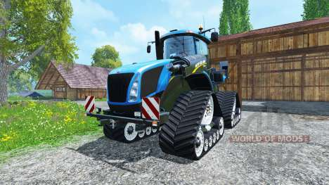New Holland T9.670 SmartTrax para Farming Simulator 2015