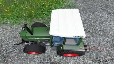 Fendt Farmer 310 LSA Turbomatik para Farming Simulator 2015