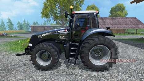Case IH Magnum CVX 290 Blackline Edition v1.1 para Farming Simulator 2015
