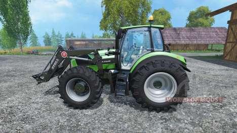 Deutz-Fahr Agrotron 7250 para Farming Simulator 2015