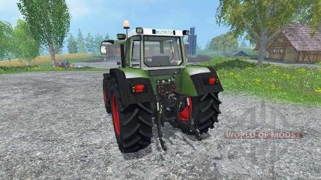Fendt Favorit 515C para Farming Simulator 2015
