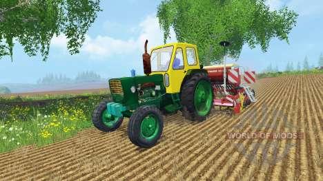 UMZ 6K v3.0 para Farming Simulator 2015