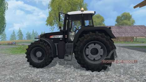 Fendt 820 Vario Black Beauty para Farming Simulator 2015