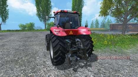 Case IH Magnum CVX 260 v1.2 para Farming Simulator 2015