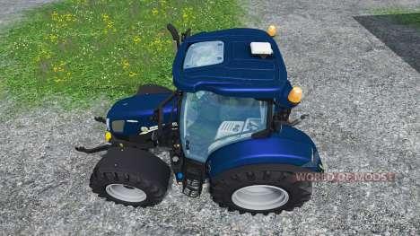 New Holland T6.160 Golden Jubilee v1.1 para Farming Simulator 2015