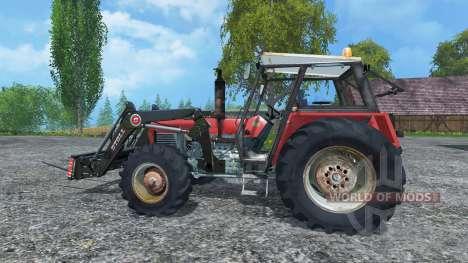 Ursus 1604 FL v4.0 para Farming Simulator 2015