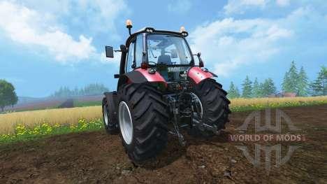 Same Fortis 190 Front para Farming Simulator 2015