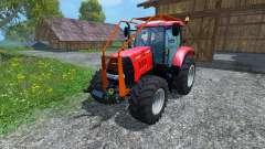 Case IH Puma CVX 160 Forst para Farming Simulator 2015