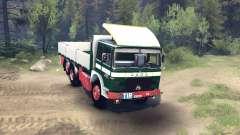 Raba-MAN 832 para Spin Tires