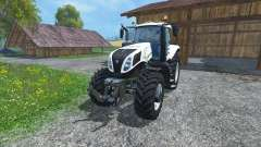 New Holland T8.435 Ultra White