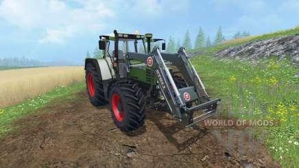 Fendt Favorit 515C FL para Farming Simulator 2015