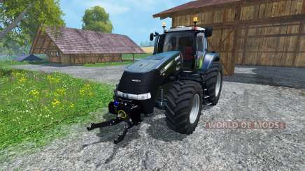Case IH Magnum CVX 290 Blackline Edition v1.1 para Farming Simulator 2015