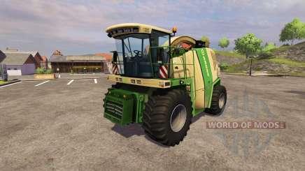Krone BIG X1000 v2.0 para Farming Simulator 2013