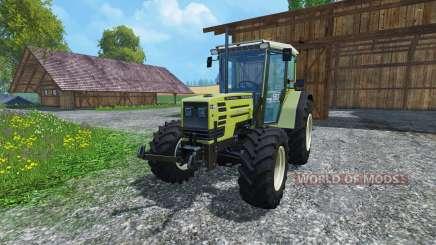Hurlimann H488 FL v2.0 para Farming Simulator 2015