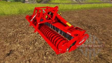 La combinación con una sembradora de cultivador para Farming Simulator 2013