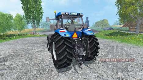 New Holland T8020 v2.0 para Farming Simulator 2015