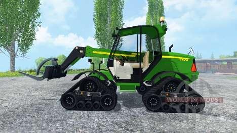John Deere 3200 Crawler para Farming Simulator 2015