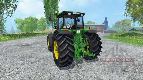 John Deere 8530 v2.0 para Farming Simulator 2015
