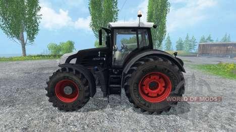 Fendt 936 Vario BB SCR v2.0 para Farming Simulator 2015