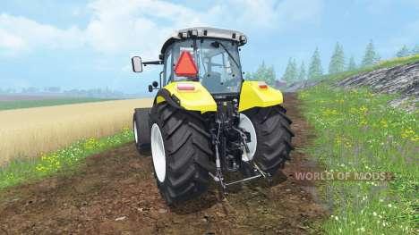 Steyr CVT 6230 Ecotech para Farming Simulator 2015