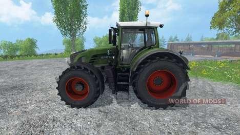 Fendt 933 Vario v3.0 para Farming Simulator 2015