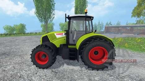 CLAAS Axion 850 para Farming Simulator 2015