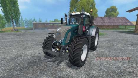 Fendt 936 Vario Petrol para Farming Simulator 2015