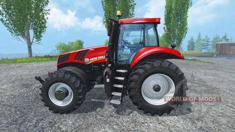 New Holland T8.435 Rot para Farming Simulator 2015