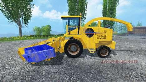 New Holland FX48 para Farming Simulator 2015